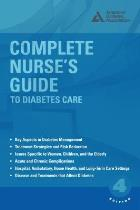 Childs B (2017) Complete nurse's guide to diabetes care (3rd edition), Arlington: American Diabetes Association.